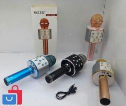 خرید عمده میکروفون اسپیکر دار بلوتوثی