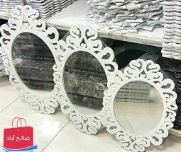 خرید عمده ست سه عددی آینه PVC