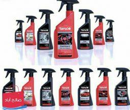خرید عمده اسپری تمیز کننده خودرو TAYLOR