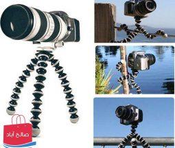 خرید عمده سه پایه دوربین مفصل متحرک
