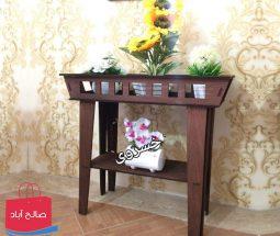 خرید عمده میز تزئینی ایکیا قهوه ای