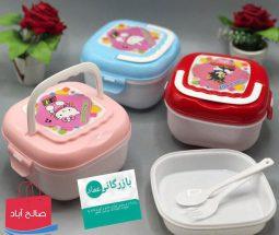 خرید عمده ظرف نگهدارنده غذای کودک