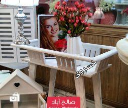 خرید عمده میز ایکیا کنار سالنی MDF