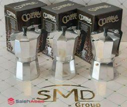 خرید عمده قهوه جوش روگازی ۶ کاپ بزرگ