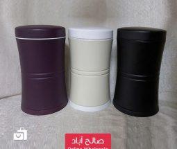 خرید عمده سطل نگهداری شکر ۳ کیلویی رنگی