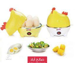 خرید عمده دستگاه تخم مرغ پز طرح مرغ