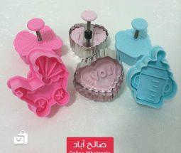 خرید عمده قالب کوکی پلاستیکی Pasabahce