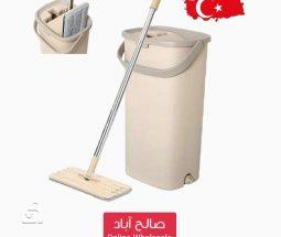 خرید عمده طی نظافت با سطل شیردار