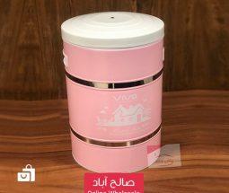 خرید عمده سطل جای برنج آشپزخانه ویوا