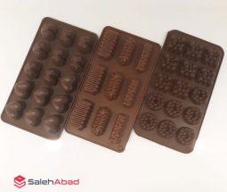خرید عمده قالب شکلات سیلیکونی