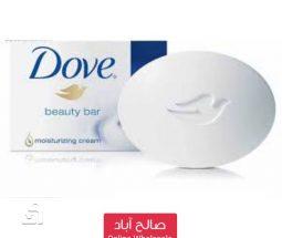 خرید عمده صابون زیبایی DOVE مدل کرمی