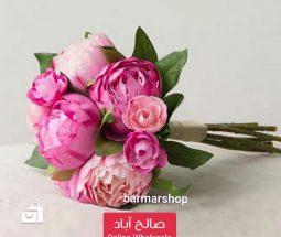 خرید عمده دسته گل عروس مصنوعی