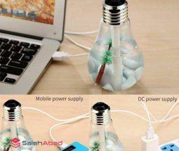 خرید عمده دستگاه بخور سرد طرح لامپ