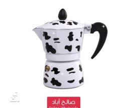 خرید عمده قهوه جوش ۶ کاپ طرح گاو