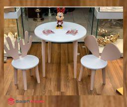 فروش عمده میز و صندلی کودک طرح فانتزی