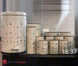 خرید عمده سرویس آشپزخانه ۲۴ پارچه یونیک