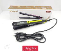 خرید عمده اتو موی سر کمی مدل KM-2119