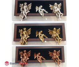 فروش عمده تابلو پلی استری طرح فرشته