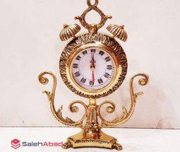 فروش عمده ساعت رومیزی برنزی