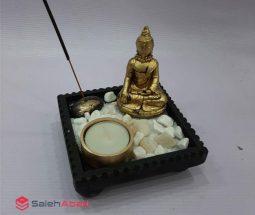 فروش عمده جای عود و شمع طرح بودا