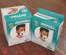 فروش عمده ماسک ۵ لایه فیلتر دار پزشکی