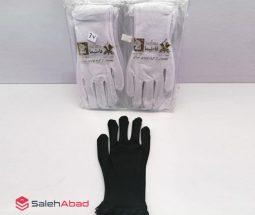فروش عمده دستکش نخی ساده زنانه