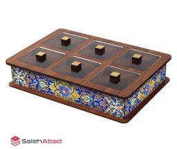 فروش عمده جعبه دمنوش سنتی ۶ خانه