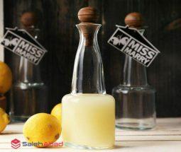 فروش عمده بطری شیشهای آبلیمو الیز