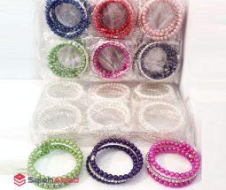 فروش عمده دستبند فنری دخترانه