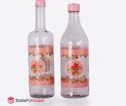 فروش عمده بطری شیشهای طرح آنجل