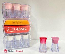 فروش عمده ست نمکدان ۶ عددی CLASSIC