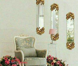 فروش عمده آینه دیواری پلی استر