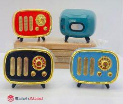 فروش عمده اسپیکر طرح رادیو فلش خور