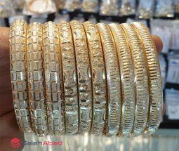 فروش عمده النگوهای زنانه طرح طلا