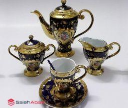 فروش عمده سرویس چای خوری ۲۳ پارچه