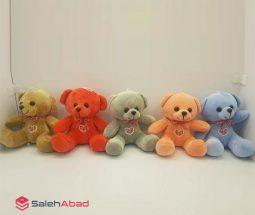 فروش عمده عروسک خرس پولیشی نشسته