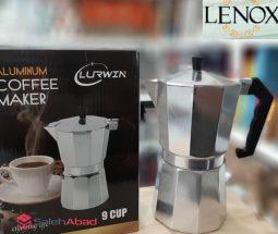 فروش عمده قهوه جوش روگازی ۹ کاپ