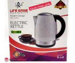 فروش عمده کتری برقی ۲ لیتری LIFE SMILE