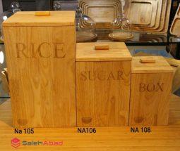 فروش عمده ست آشپزخانه ۳ تکه چوبی