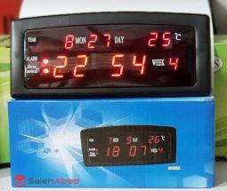 فروش عمده ساعت رومیزی دیجیتال برقی