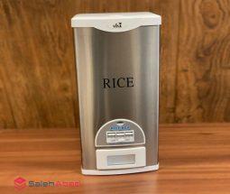 فروش عمده سطل برنج پیمانه دار استیل