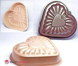 فروش عمده قالب کیک آلومینیومی قلبی