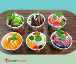 فروش عمده مگنت روی یخچالی طرح بستنی