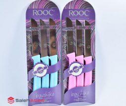 فروش عمده ست چاقو اره ای ۳ تایی ROOC