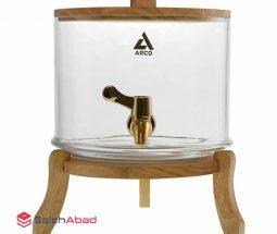 فروش عمده کلمن شیشهای پایه دار ARCO