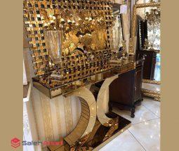 فروش عمده ست آینه و کنسول آینه ای