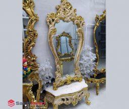 فروش عمده ست آینه و کنسول مدل الیزه