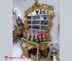 فروش عمده ست آینه و کنسول طرح کینگ