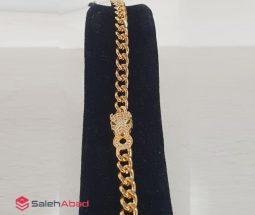 فروش عمده دستبند نگین دار برند Zj