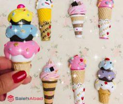فروش عمده مگنت طرح بستنی قیفی